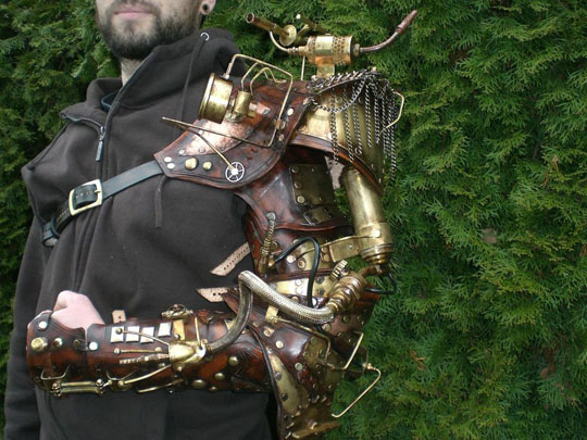 Pedazo de Brazo Steampunk_Arm_Finished_by_Skinz_N_Hydez